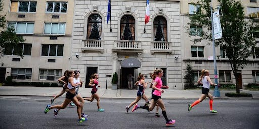 Ali on the Run Show LIVE with The Women of the New Balance 5th Avenue Mile