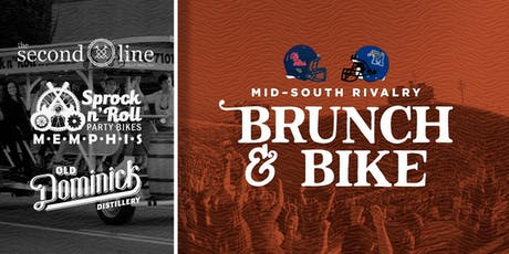 Mid–South Rivalry: Brunch & Bike (Hosted by: Old Dominic & Second Line) tickets