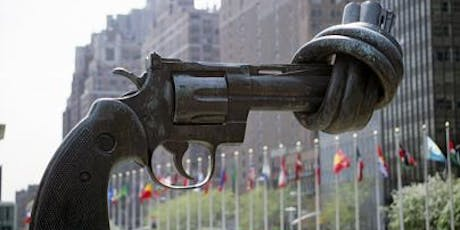 Making Our World Safer: The Global Impact of Firearms on Local Communities tickets