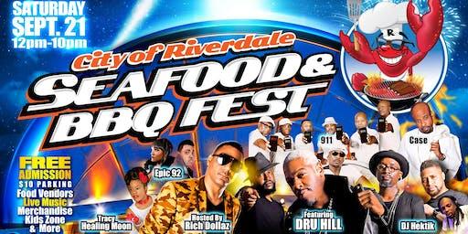 2019 Seafood & BBQ Festival