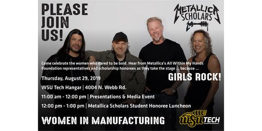 Metallica Scholars - Honoree Luncheon