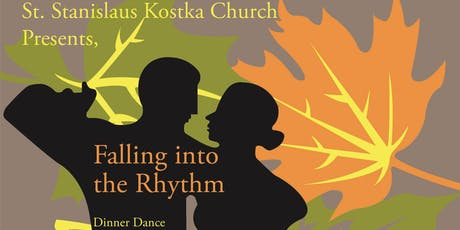 Falling into the Rhythm Dinner Dance tickets
