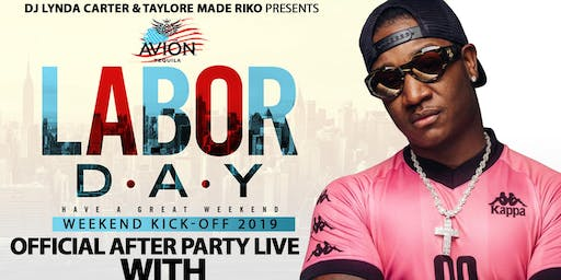 YUNG JOC LIVE AFTER PARTY FRIDAY, AUGUST 30 AT MIX Bricktown (M!X)
