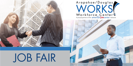 Job Fair in Aurora tickets