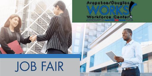 Job Fair in Aurora