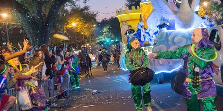 Road Trip to Mobile Mardi Gras 2020 tickets