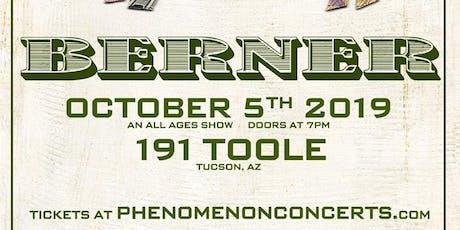 Berner: El Chivo Tour tickets