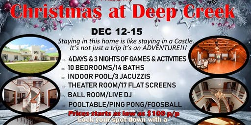 Christmas at Deep Creek