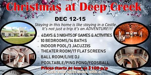 Christmas at Deep Creek