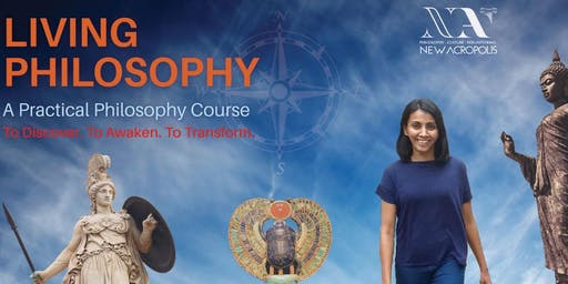 Living Philosophy course - Trial Class on 04th Sep