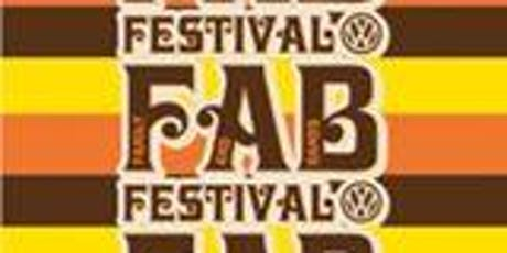 VW FAB FESTIVAL 2020 tickets