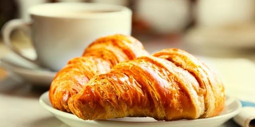 Morning Networking Event (with coffee & croissants)