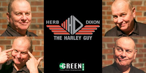 """The Harley Guy"" Herb Dixon in Vernon"