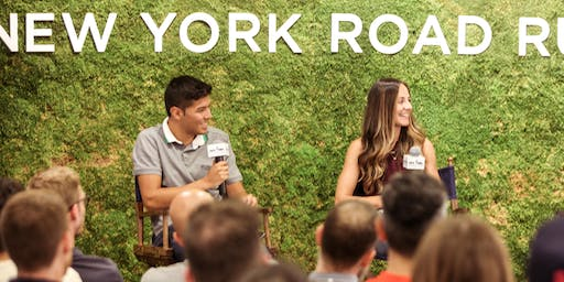 Runners of NYC LIVE: Redefining Runners with Mirna Valerio and the Pansa Boyz
