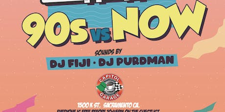 90s VS NOW ~ The Official Party! tickets