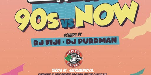90s VS NOW ~ The Official Party!