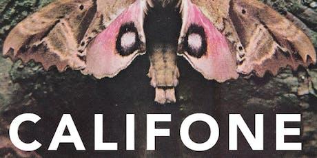 CALIFONE with Crumpler, Falbonauts, Rebekah Songer tickets