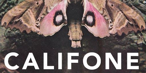 CALIFONE with Crumpler, Falbonauts, Rebekah Songer