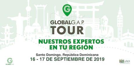 GLOBAL GAP TOUR: Nuestros Expertos en tu Región tickets