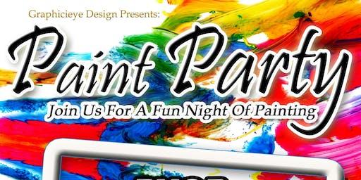 Paint Party....BYOB!!