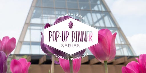 Pop-up Dinner Series: Floral Showhouse