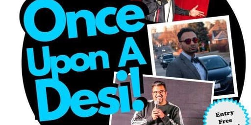 3C presents Once Upon A Desi!