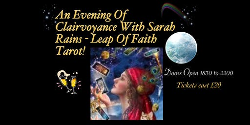 An Evening Of Clairvoyance & An Afternoon Tea.