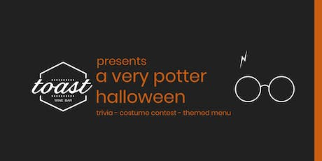 A Very Potter Halloween tickets