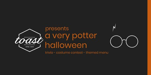 A Very Potter Halloween
