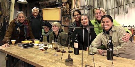 Women, Welding, and Wine! tickets