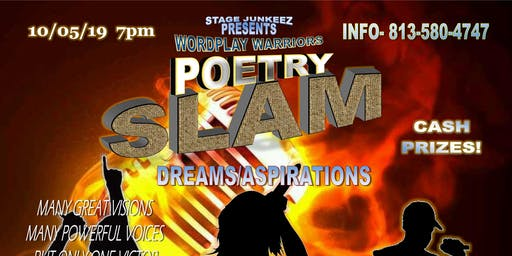 Wordplay Warriors Poetry Slam