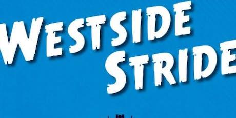 "The WestSide ""Street Fair"" Stride 5K  tickets"