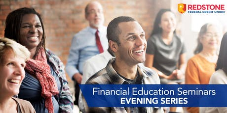 Building Your Budget - Evening Series tickets
