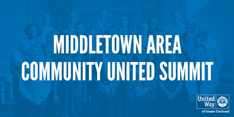 Middletown Area Community United Summit tickets