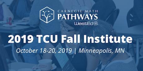 2019 TCU Fall Institute tickets