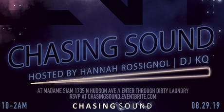 Chasing Sound LIVE: FUZZ RICO // Himalaya Playa Album Release Party tickets