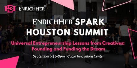 EnrichHER Spark Houston Summit 2019 tickets