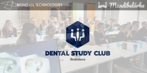 Dental Study Club Bratislava: 3D obturácia