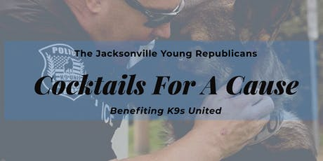 JYR 'Cocktails For A Cause': K9s United! tickets
