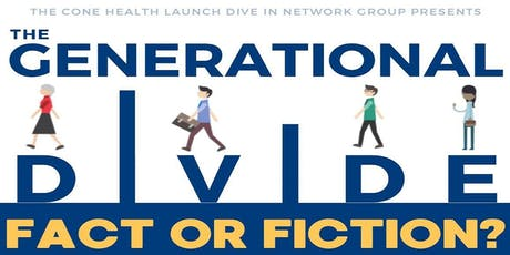 The Generational Divide: Fact or Fiction? tickets