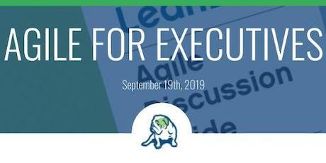 September Agile for Executives tickets