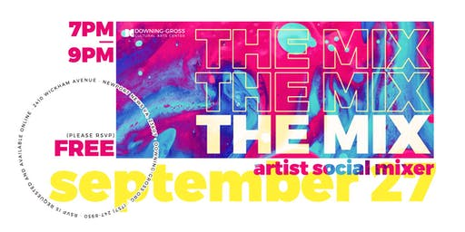 The Mix - Social Mixer for Artists