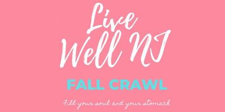 Live Well NJ, Fall Crawl tickets