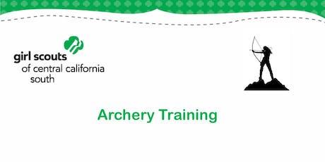 Archery Training - Kern  tickets