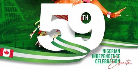 Nigeria's 59th Independence Celebration in Edmonton tickets