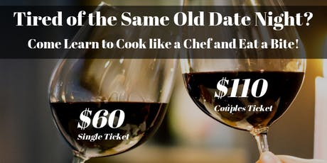 A Culinary Experience at the RCCC tickets