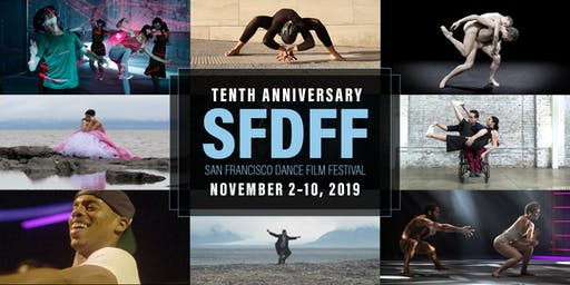 Festival Passes | Nov 2019 San Francisco Dance Film Festival
