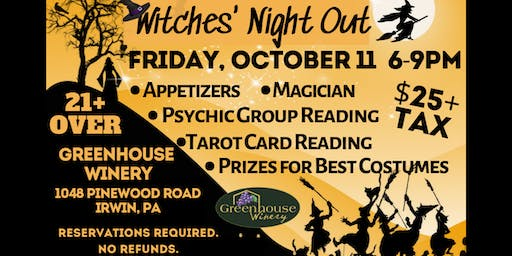 Witches' Night Out!