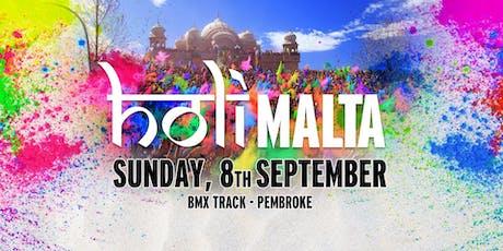 Holi Malta 2019 - Endless Summer (Public Holiday) tickets