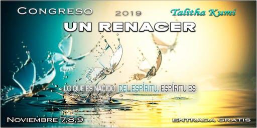 Congreso Talitha Kumi  Noviembre 7, 8, y 9